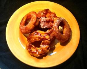 Pumpkin Donuts Great