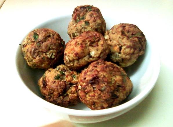 Fodmap-Free-Turkey-Meatballs
