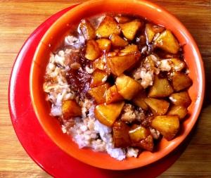 apple cinnamon oatmeal best