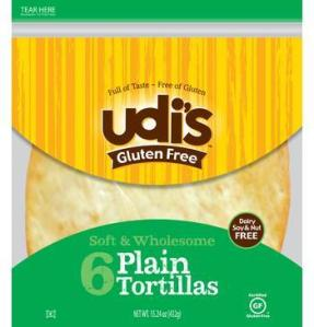 udi's tortillas