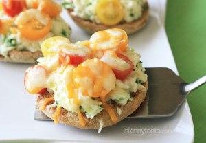 egg-white-and-tomato-breakfast-melts