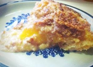 Peach Pie I
