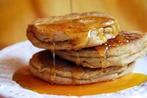 sorghum pancakes