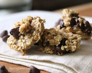 Heathy-Chocolate-Chip-Oatmeal-Cookies