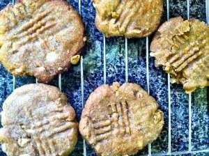 Peanut Peanut Butter Cookies I