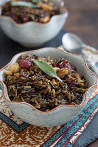 wild rice_with_roasted_grapes_and_walnuts