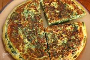 spinach-frittata