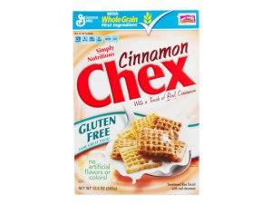 cinnamon chex