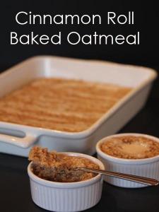 Cinnamon-Roll-Baked-Oatmeal-