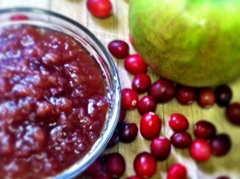 Cran applesauce II