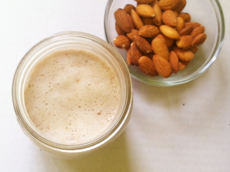 DIY Almond Milk II