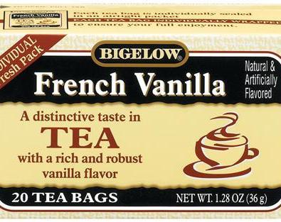 bigelow black tea