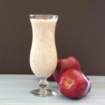 baked apple pie smoothie