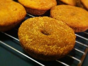 Baked Cider Donuts I