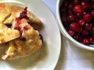 Cranberry Danish