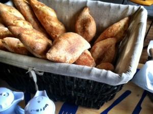 Fresh French Bread Loaves- Public Market