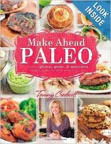 make ahead paleo book