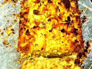 Coconut Pound Cake I