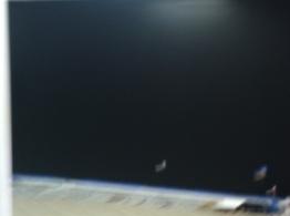 black chalk wall I