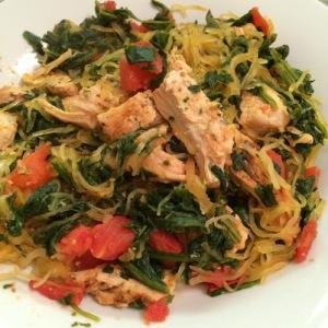Italian Spaghetti Squash II