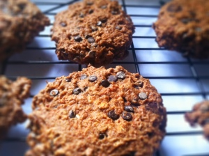Oatmeal Chocolate Chip Carrot Cake Cookies I