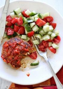 spicy-skillet-harissa-meatloaf