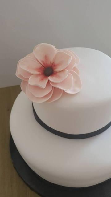 spaull wedding cake