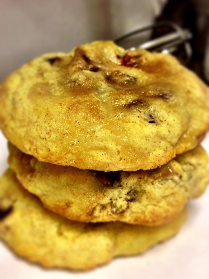 cranberry orange cookies I