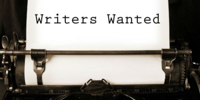 Food writers wanted