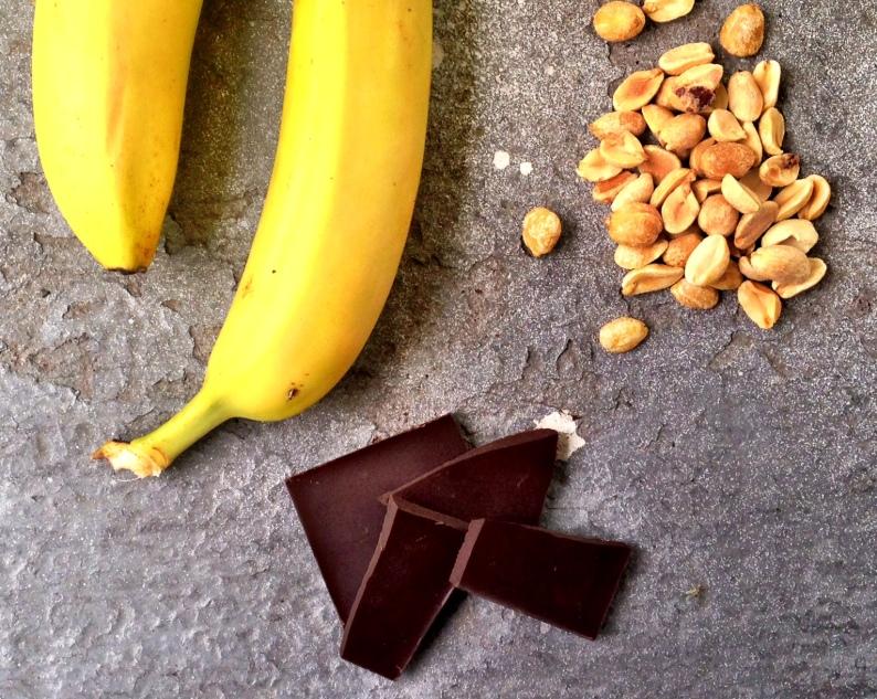 banana sundae ingredients