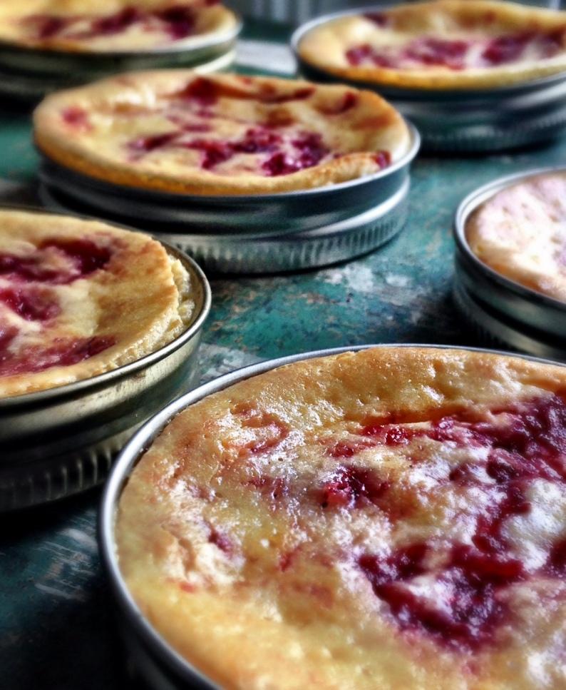Mini Cheesecake Tarts II
