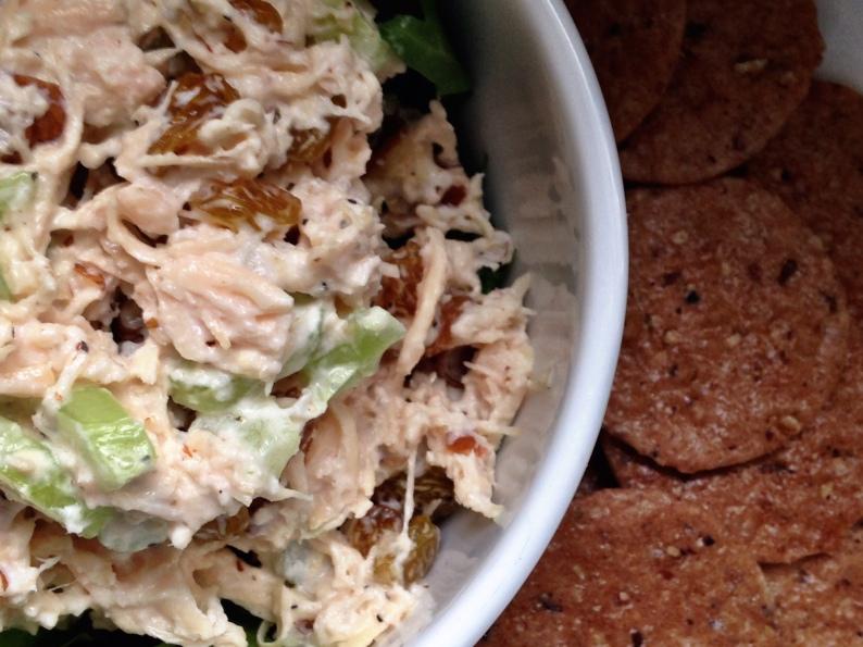 Toasted Pecan Chicken Salad III