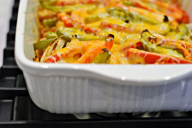 Chicken-Fajita-Bake-3-640x427