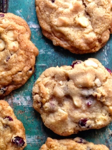 Cranberry Macademia Nut Cookies best