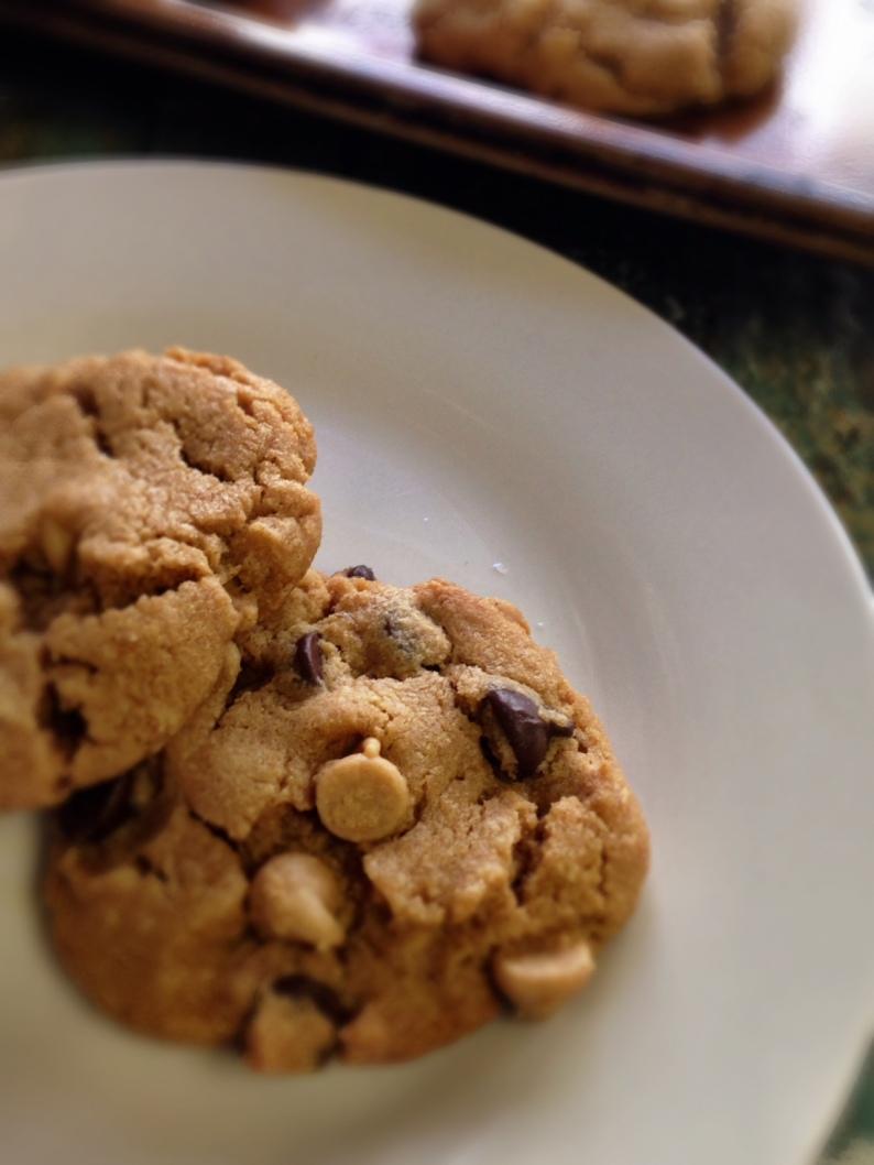 Grainfree PB Cookies II