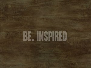 Be. inspired