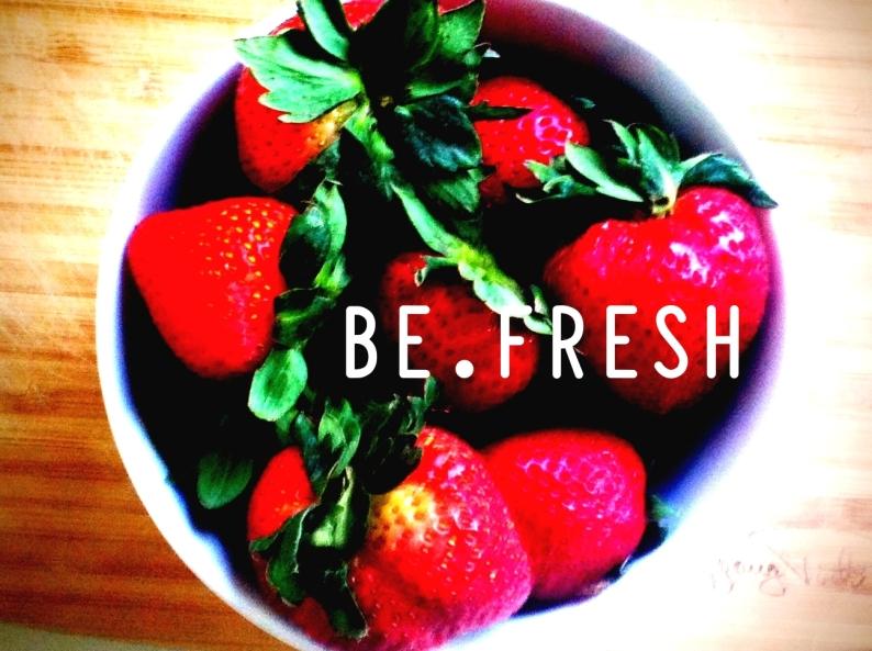 BE.FRESH