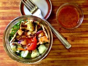 Layered & Chopped Mason Jar Salad II