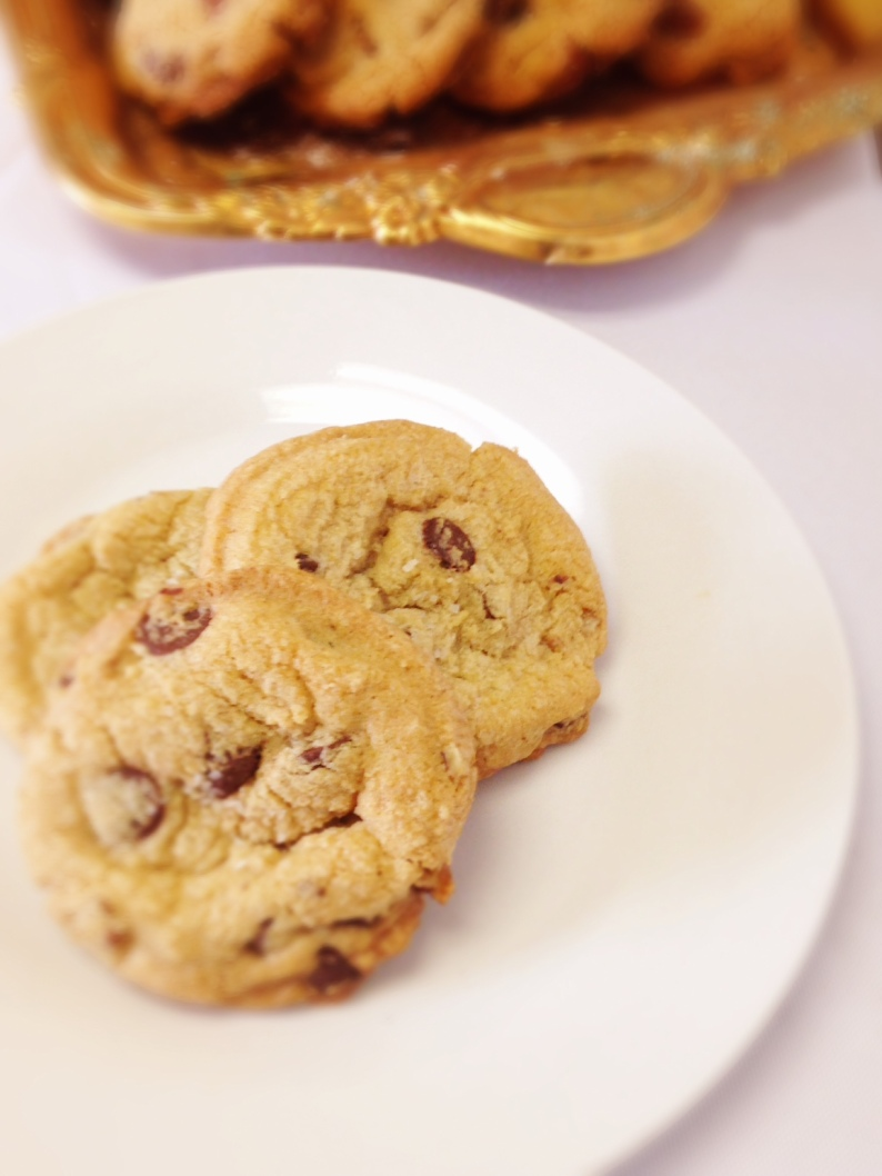 Brown Butter Chocolate chip Pecan Cookies BEST