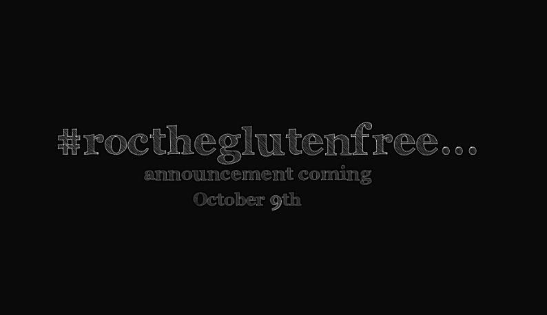 ROC THE GLUTEN FREE