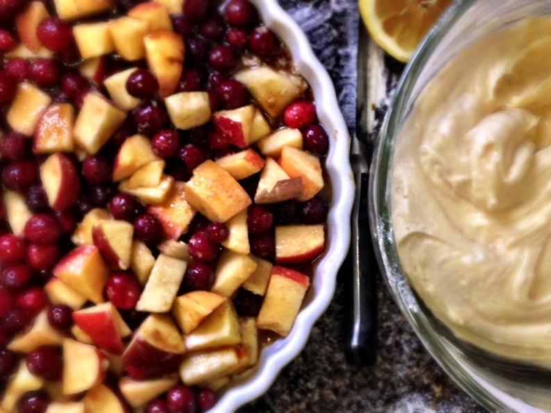 Barefoot Contessa's Apple Cake