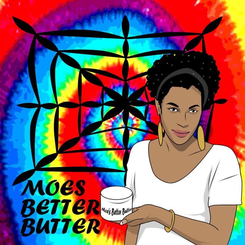 Moe's better butter