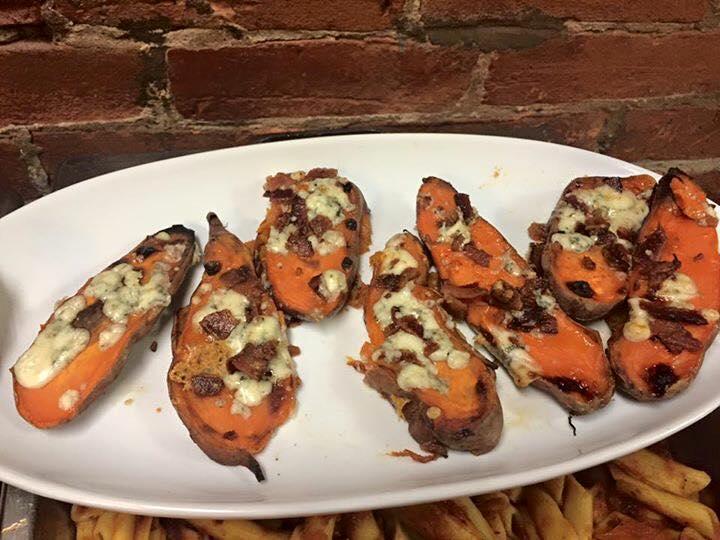 sweet potato blackout dinner