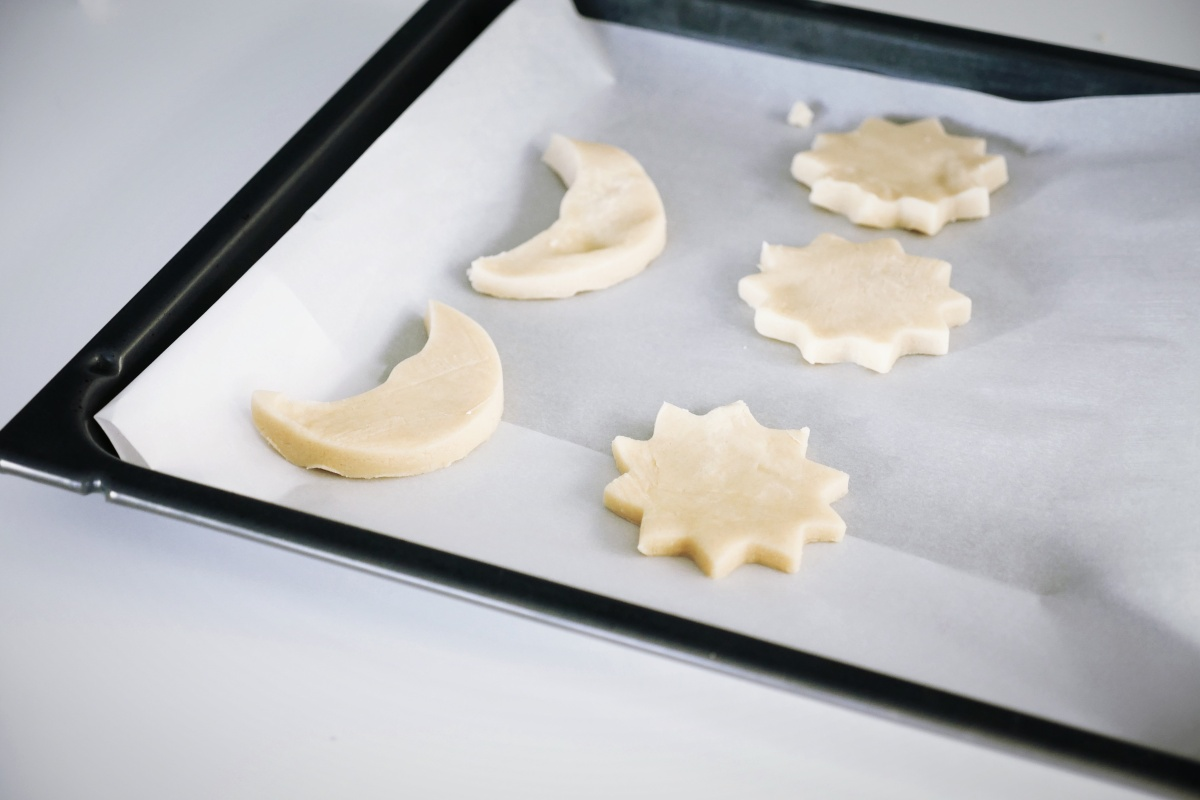 Twelve Days of Gluten Free Cookies | Simple Shortbread (Day 4)