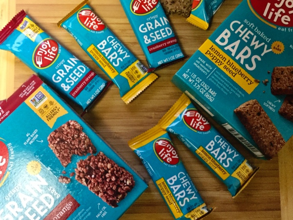 enjoylife grain and seed bars