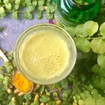 golden tumeric milk